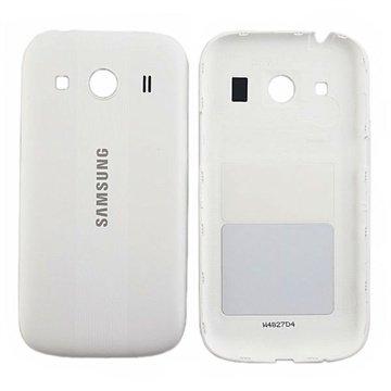Originele samsung galaxy ace 4 batterij cover   wit  verpakking: bulk