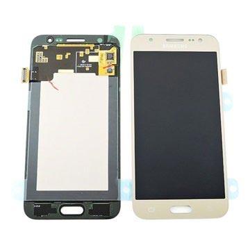 Samsung Galaxy J5 LCD Display Goud