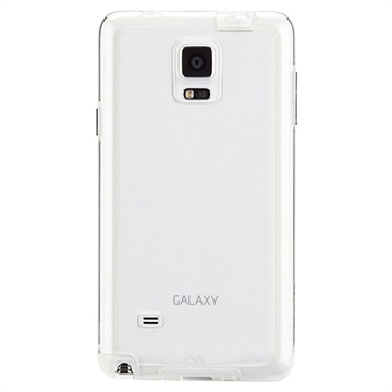 Samsung Galaxy Note 4 Case-Mate Naked Tough Cover Doorzichtig