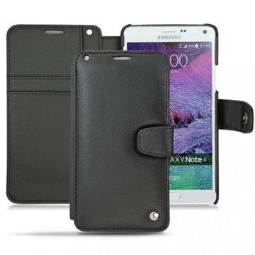 Samsung Galaxy Note 4 Noreve Tradition B Wallet Leren Hoesje - Perpétuelle Ebene