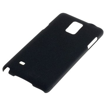 Samsung Galaxy Note 4 PC Cover Sand Zwart