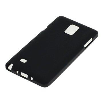 Samsung Galaxy Note 4 TPU Case Zwart