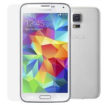 Displayfolie voor samsung galaxy s 5   antiglans.  geef uw touchscreen de best mogelijke bescherming....