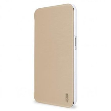 Samsung Galaxy S6 Artwizz SmartJacket Flip Case Goud