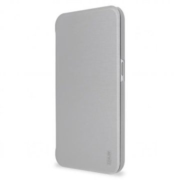 Samsung Galaxy S6 Artwizz SmartJacket Flip Case Grijs