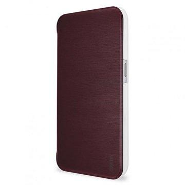 Samsung Galaxy S6 Artwizz SmartJacket Flip Case Marsala