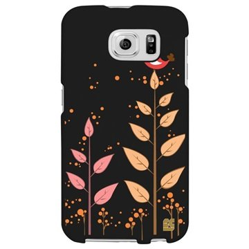Samsung Galaxy S6 Beyond Cell Protex Design Hard Cover Vogel