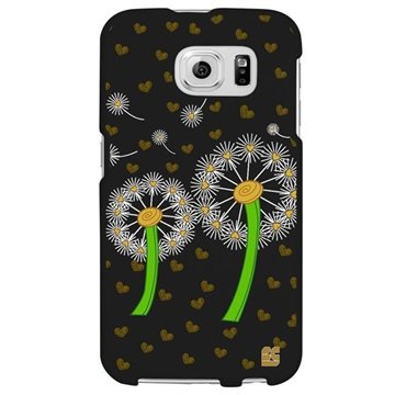 Samsung Galaxy S6 Beyond Cell Protex Design Hard Cover Dandelion Love