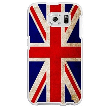 Samsung Galaxy S6 Beyond Cell Protex Design Hard Cover Union Jack