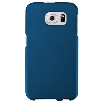 Samsung Galaxy S6 Beyond Cell Protex Hard Cover Donkerblauw