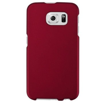 Samsung Galaxy S6 Beyond Cell Protex Hard Cover Rood