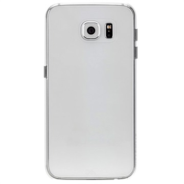 Samsung Galaxy S6 Case-Mate Barely There Cover Doorzichtig