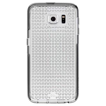 Samsung Galaxy S6 Case-Mate Tough Air Cover Doorzichtig / Zwart