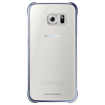 Samsung Galaxy S6 Clear Cover EF-QG920BBEGWW Zwart