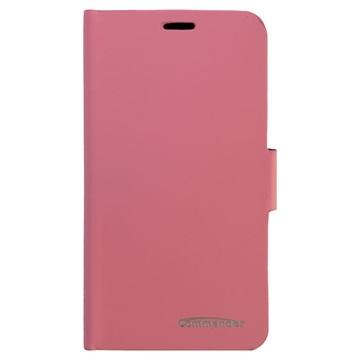 Samsung Galaxy S6 Commander Smart Book Wallet Hoesje Roze