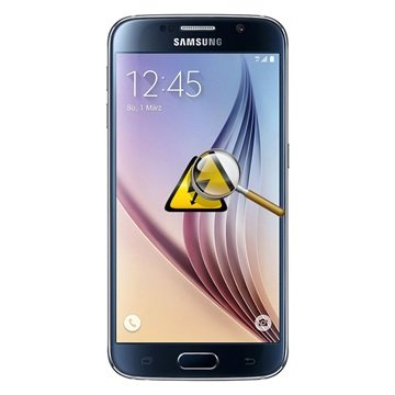 Samsung Galaxy S6 Diagnose