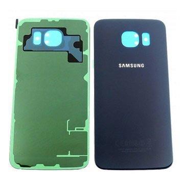 Samsung Galaxy S6 Batterij Cover Zwart
