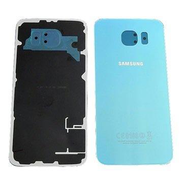 Samsung Galaxy S6 Batterij Cover Blauw