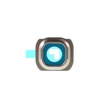 Samsung Galaxy S6 Camera Cover Goud