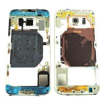 Samsung Galaxy S6 Middenbehuizing Goud