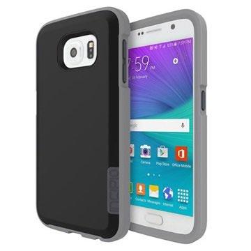 Samsung Galaxy S6 Incipio Phenom Cover Zwart / Steen / Houtskool