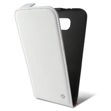 Samsung Galaxy S6 Ksix Vertical Flip Case Wit