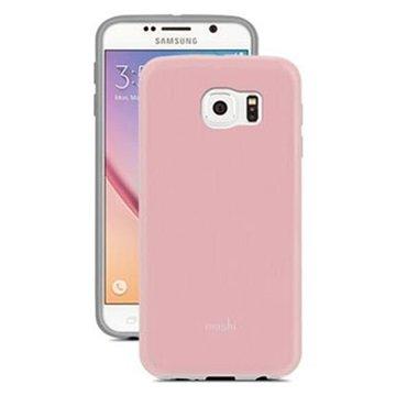 Samsung Galaxy S6 Moshi iGlaze Cover Roze