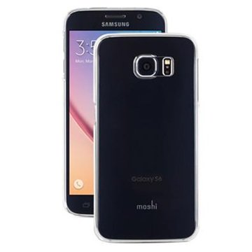 Samsung Galaxy S6 Moshi iGlaze XT Cover Doorzichtig