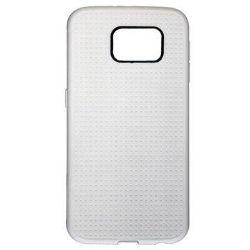 Samsung Galaxy S6 UreParts Merkur TPU Case Wit