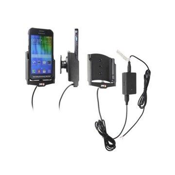 Samsung galaxy xcover 3 actieve houder   brodit met een kantel draaibare, met molex adapter systeem. 2a lader....