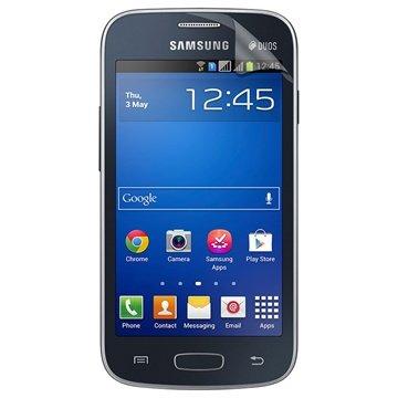 Displayfolie voor samsung galaxy star 2 plus   antiglans  geef uw touchscreen de best mogelijke bescherming....