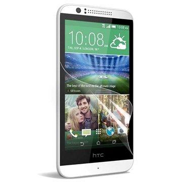 HTC Desire 510 Displayfolie Doorzichtig