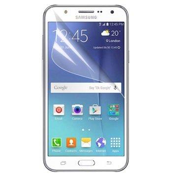 Samsung Galaxy J5 Premium Displayfolie Doorzichtig