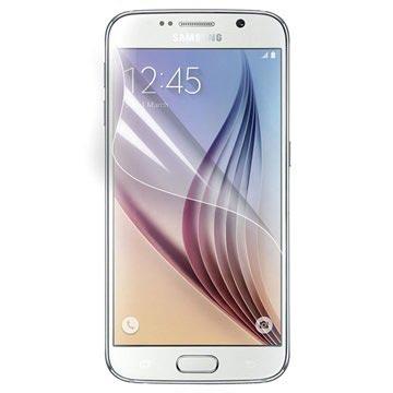 Samsung Galaxy S6 Displayfolie Doorzichtig