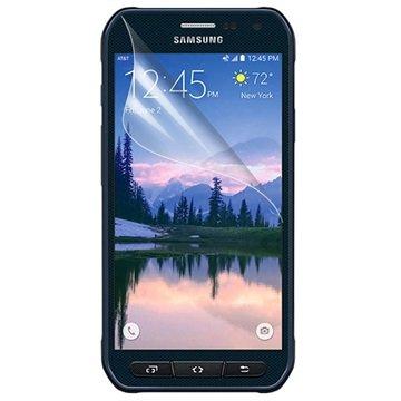 Samsung Galaxy S6 Active Displayfolie Doorzichtig