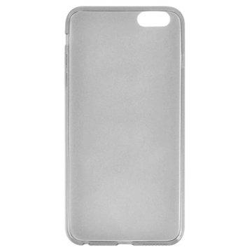 iPhone 6 Plus / 6S Plus Slim TPU Case Grijs