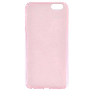 iPhone 6 Plus / 6S Plus Slim TPU Case Roze