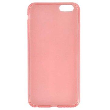 iPhone 6 Plus / 6S Plus Slim TPU Case Rood