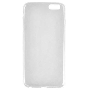 iPhone 6 Plus / 6S Plus Slim TPU Case Doorzichtig