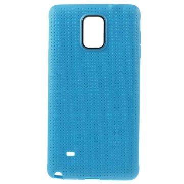 Samsung Galaxy Note 4 Dream Mesh TPU Case Blauw