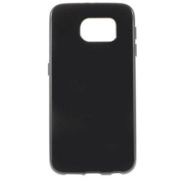 Samsung Galaxy S6 TPU Case Zwart
