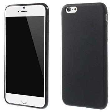 iPhone 6 Plus / 6S Plus TPU Case Zwart