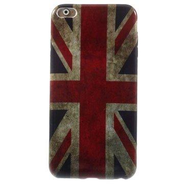 iPhone 6 Plus / 6S Plus TPU Case Union Jack