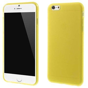 iPhone 6 Plus / 6S Plus TPU Case Geel