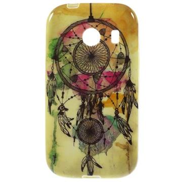 Tpu case voor samsung galaxy ace style   dromenvanger  breng uw toestel tot leven met deze kleurrijke tpu ...