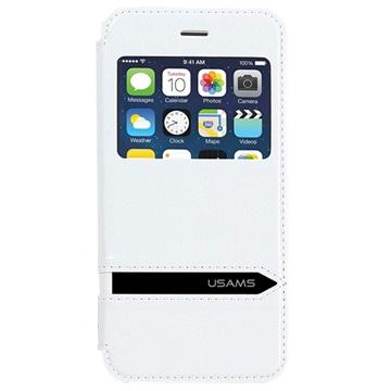 iPhone 6 Plus / 6S Plus Usams Merry Series View Flip Case Wit