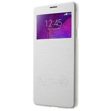 Samsung Galaxy Note 4 View Sliding Series Flip Case Wit