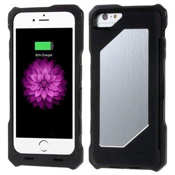 iPhone 6 Plus / 6S PlusiFans Backup Batterij Case Zwart