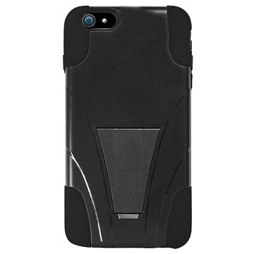 iPhone 6 / 6S Beyond Cell Hyber Shell Cover Zwart