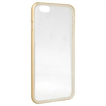 iPhone 6 / 6S 4smarts Uptown Clip Cover Goud